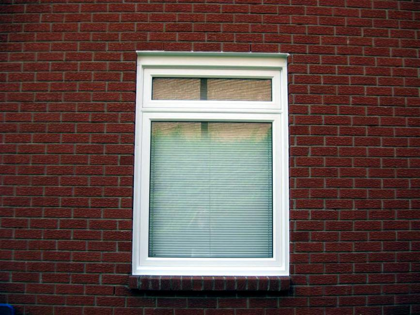 100% authentic fd8aa c4561 Awning Window Above A Fixed Window   GNHE   Windows & Doors ...